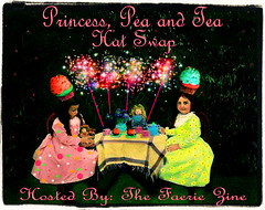 Faerie Zine Princess Hat Banner