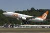 GOL Boeing 737-800 Takeoff (OLD IRONSIDES) Tags: seattle usa wa series boeing takeoff gol 737 737800