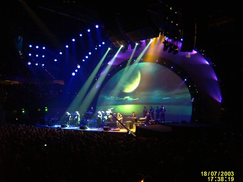 The Eagles Long Road Out Of Eden 2008