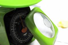 Retro Weighing Machine
