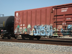PlanTrees Destn - CentralValley Freights Graffiti Art (anarchosyn) Tags: art graffiti destn centralvalley freights plantrees