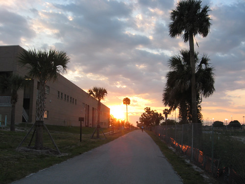 Cross Seminole Trail Sunset