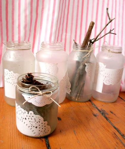 Lacy Jars