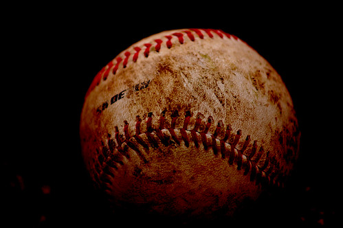 Baseball. theseanster93/Flickr