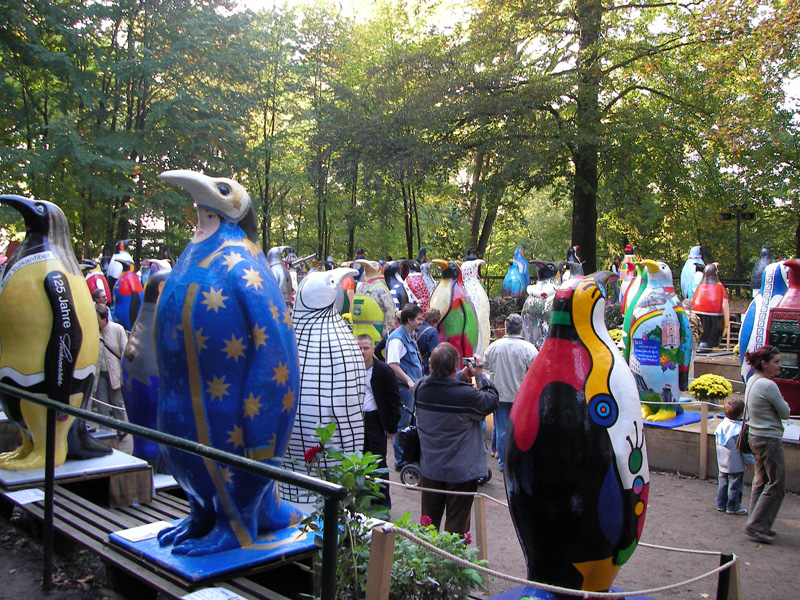 PINGUINALE 2006 in WUPPERTAL