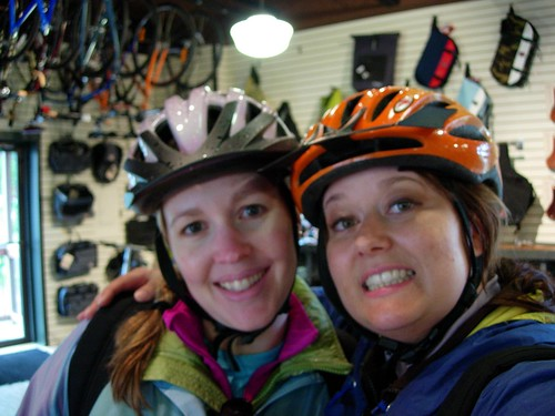 Day 165 (165/366): Biking with Meg