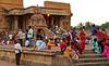 Brihadeeswarar Temple 305 (David OMalley) Tags: india indian tamil nadu subcontinent chola empire dynasty rajendra hindu hinduism unesco world heritage site shiva brihadeeswarar temple rajarajeswara rajarajeswaram peruvudayar great living temples vimana architecture canon g7x mark ii canong7xmarkii powershot canonpowershotg7xmarkii g7xmarkii