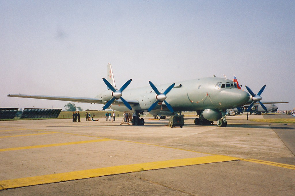 The World S Newest Photos Of Il38 And Ilyushin Flickr Hive