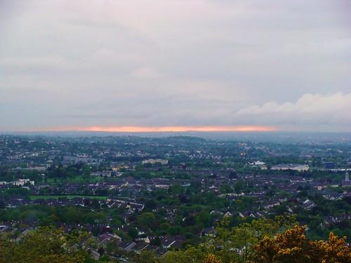 Dalkey Hill Rainy 013