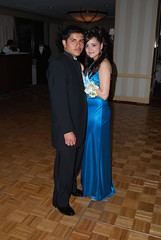 2009 Prom (Lowebegg) Tags: portrait hotel hall dance dress floor top turqouise lina sheraton corsage tux rony