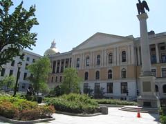 Massachusetts state house (jo-jo-jo) Tags: boston massachusettsstatehouse