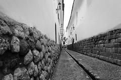 Cusco wall (pat.ch) Tags: street plaza city mountain peru inca stone wall cuzco del america la place mayor cusco armas south capital centro catedral center du latin andes latina rue mur sud piere perou historico amerique
