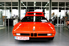 BMW M1 (zahn-i) Tags: auto orange 6 car mobile vintage m1 m turbo prototype coche bmw inline concept tradition division hommage rare beemer motorsport rar bimmer procar youngtimer   midengined   selten e26 gmbh mittelmotor
