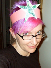 me in my party hat