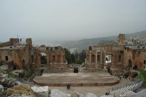 Teatro Greco-Romano, Taormina Sicily