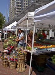 City Hall Farmer's Market