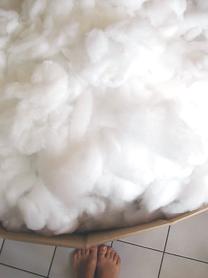 polyester fill