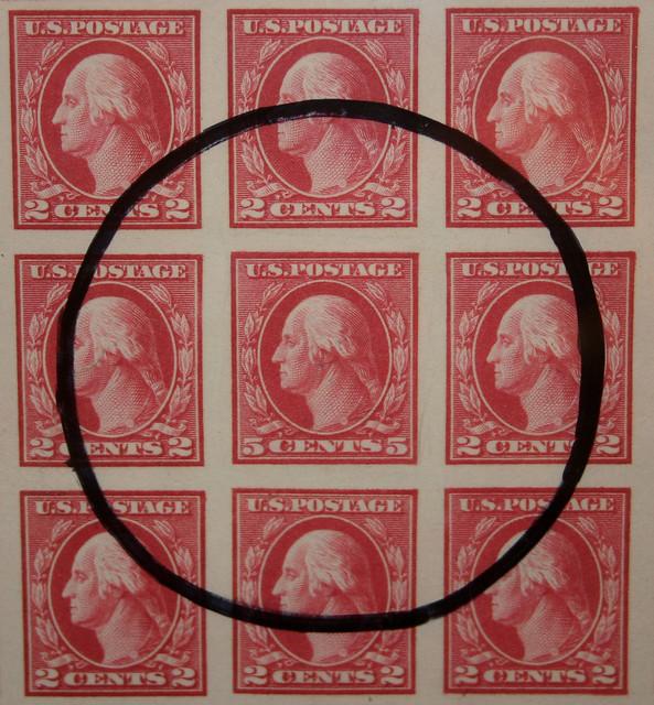 error stamp