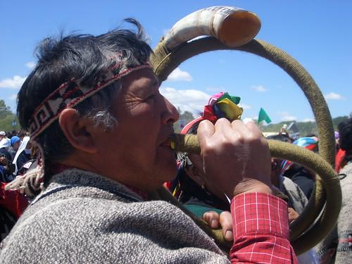 Melodia mapuche