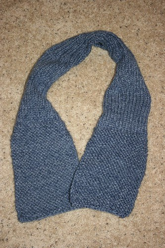 First Scarf