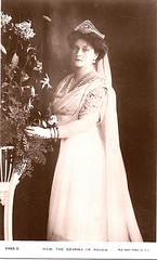 HIM The Czarina of Russia - Rotary Real Photo - royalty (Lynn (Gracie's mom)) Tags: vintage russia royal her photograph boutique apb imperial crown royalty majesty romanov royals hesse czarina hermajesty realphoto realphotos cammiangel herimperialmajesty apboutique