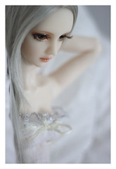 White Lace IV (needoll {away}) Tags: dolls bjd dollfie asianballjointeddoll canon400d supiaroda