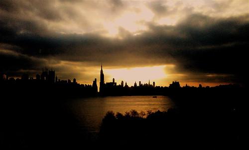 Sunrise, Yet So Far Away