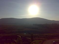 Sunset (The Last Paladin) Tags: sunset creativecommons vizag araku arakuvalley bestofmine aptdcguesthouse