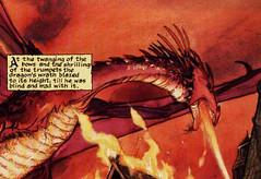 Smaug's wrath