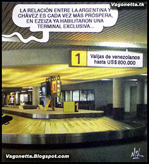 Valijas Venezolanas-Ezeiza
