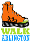 Walk Arlington logo