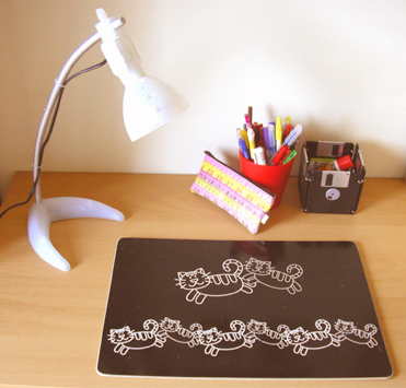 Craft Room - desk
