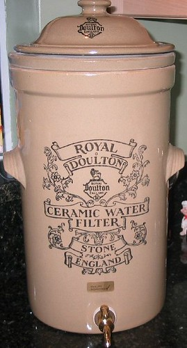 Royal Doulton water filter