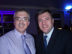 Kevin & Ed Balls MP