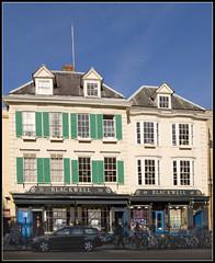 Blackwells Bookshop (Nick Atkins Photography) Tags: oxford oxforduniversity canoneos5d blackwellsbookshop nickatkinsphotography