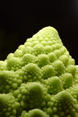 Hill of Greens (Ian Hayhurst) Tags: green getty fractal romanesque cauliflour canonef100mmf28macrousm