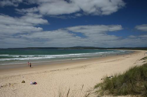 Merimbula Main Beach, NSW.