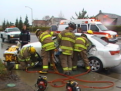 Roseville Extrication AX