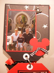 Page 5 (JustScrappinHappy) Tags: scrapbooking magic disney justdandy shessocrafty craftaday allthingsfun