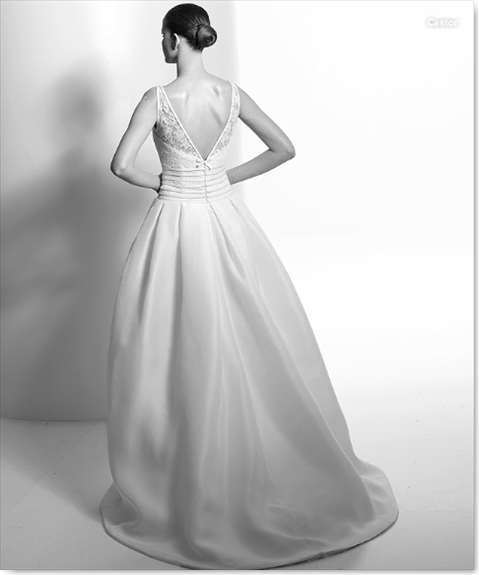 Vestidos de novia Pronovias - Vintage - Castor002