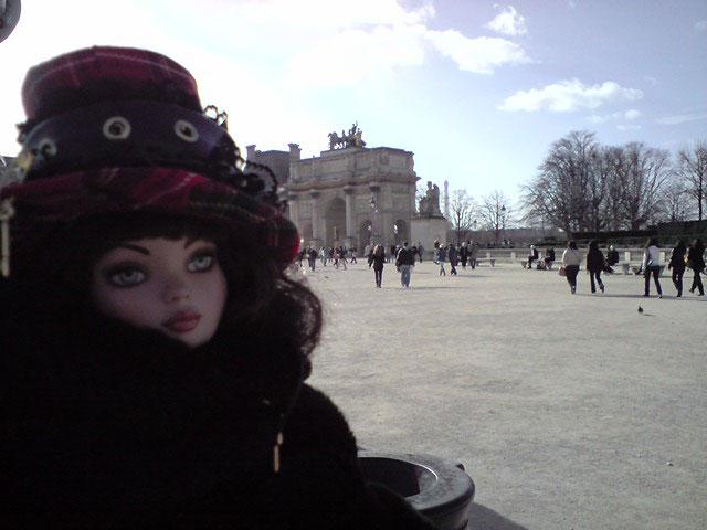 Sarah joue les touristes en solo à Paris 2302225319_8f02cd1b52_o