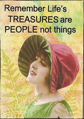 life´s treasures