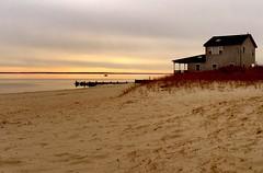 New Suffolk (Richard Traub) Tags: sunrise landscape island landscapes sunsets tranquility beaches bays beachhouse serine
