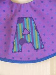 Bib - Boys, Funky 3a (HeavenLee Creations) Tags: baby bibs babybibs personalisedbabybibs