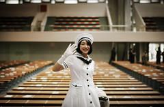 Graduation ceremony (zeissizm) Tags: 20d zeiss 35mm eos kyoto university f14 graduation commencement distagon 卒業 おめでとう