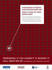 Counter-Terrorism advertising