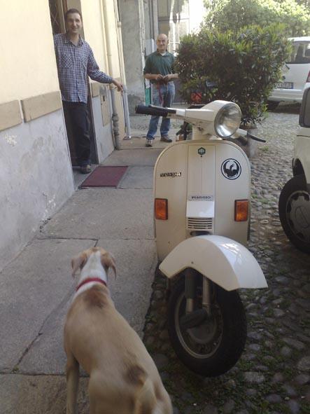 Vespa 125cc 1