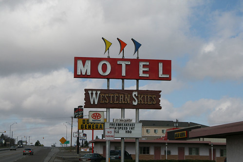 Western Skies Motel Clarendon Tx