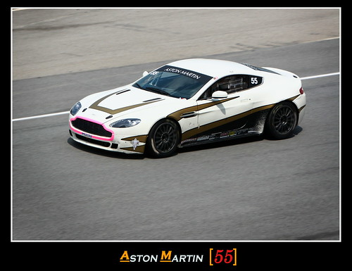 Aston Martin ?55?. Aston Martin Asia Series Racing @ Sepang International