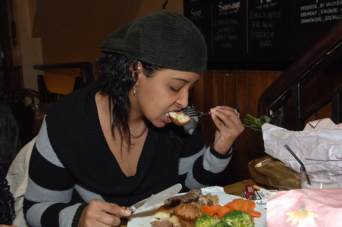 DSC_0119 Jasmine from Somalia Sunday Lunch Shoreditch London